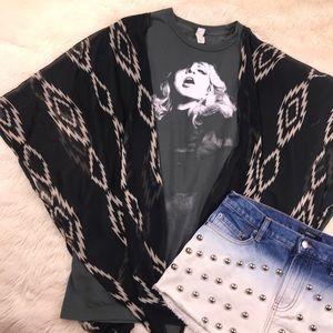 Madonna Tour Shirt Sticky Sweet Band Tee Medium